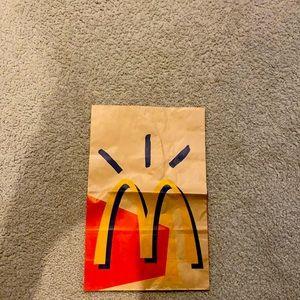Cactus Jack x McDonalds Bag